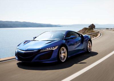 Honda NSX : La forza delle emozioni