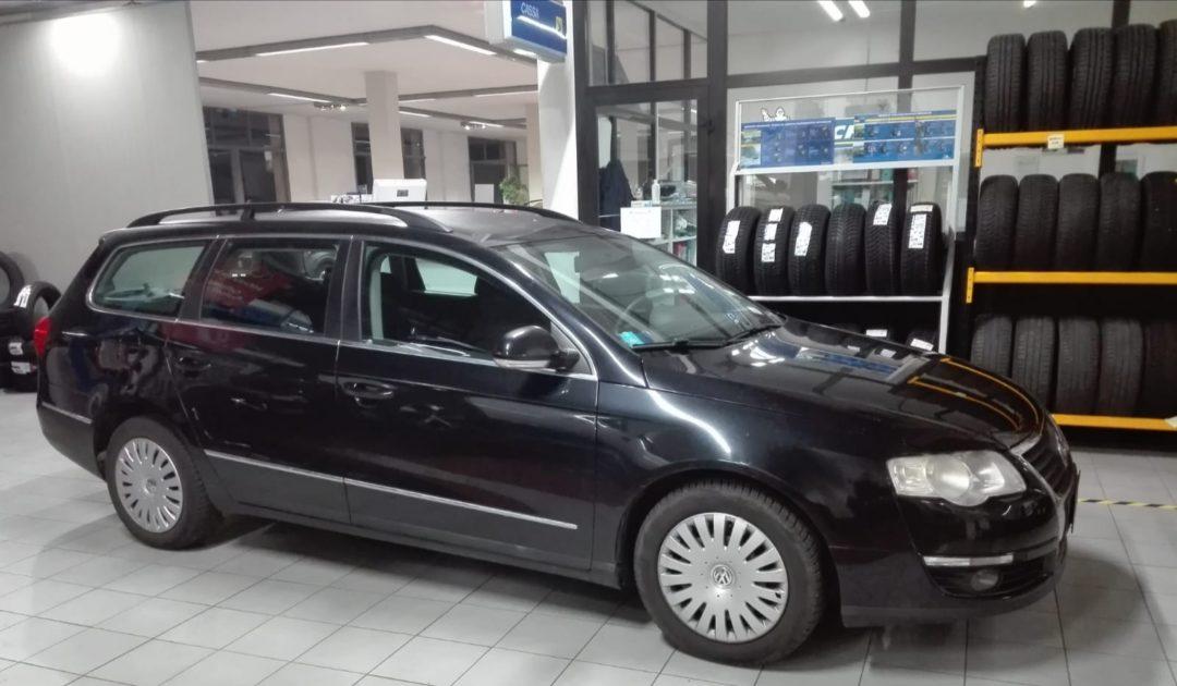 VW  PASSAT SW  TDI  ANNO 2008